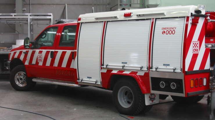 CFA 4 Fire Truck