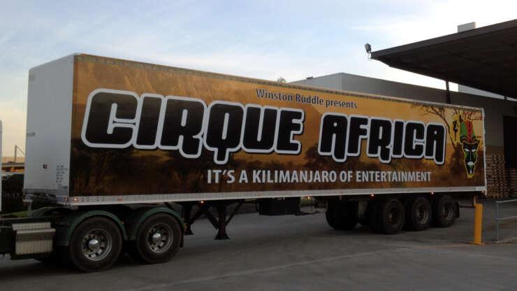CIRQUE AFRICA - Trailer2