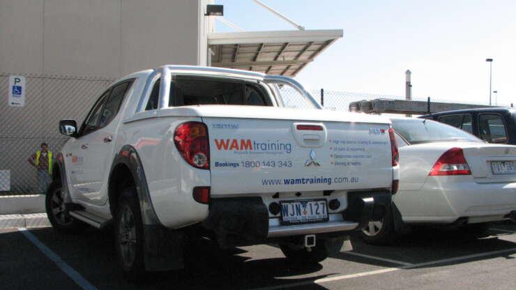 Wam Training Car