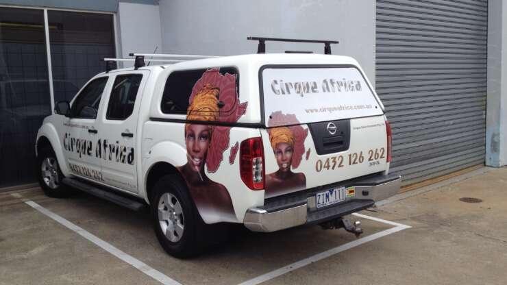 Cirque Africa CAr