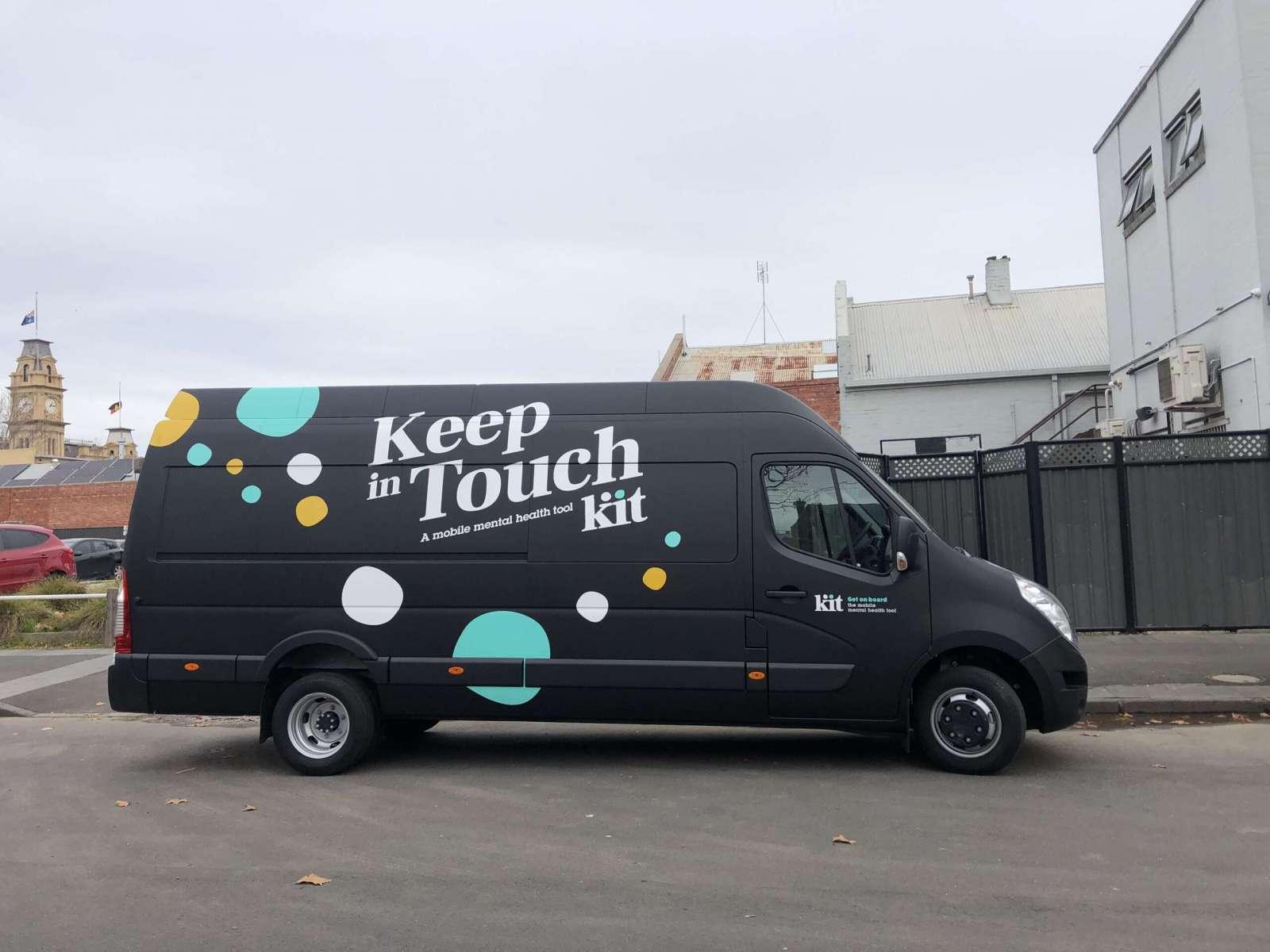 Keep in Touch Kit Van