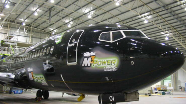MACH 3 Aircraft