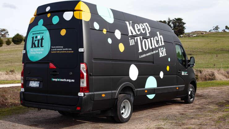 Keep in Touch Kit Van 1