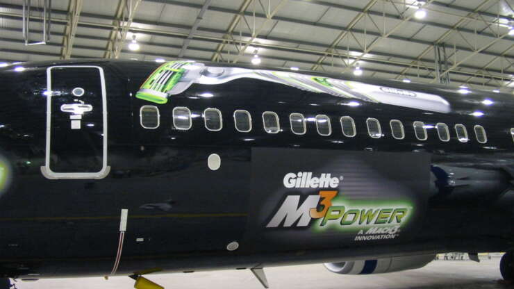 M3 Power Mach plane