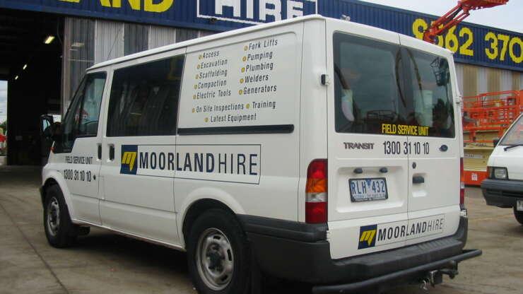 Moorland Hire