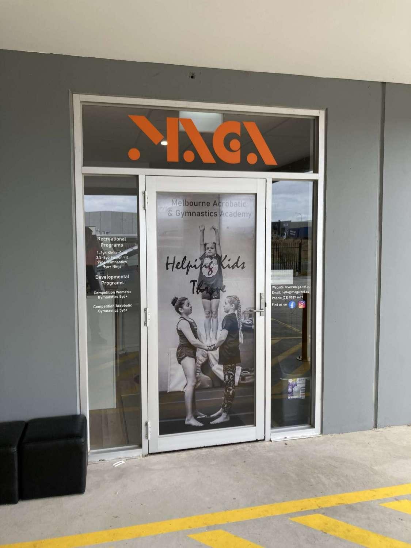Maga Front Door1 Australian Signmakers