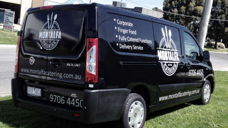Montalfa Catering / Delivery Services