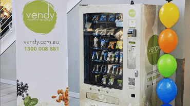 Vending Machine Wrapping
