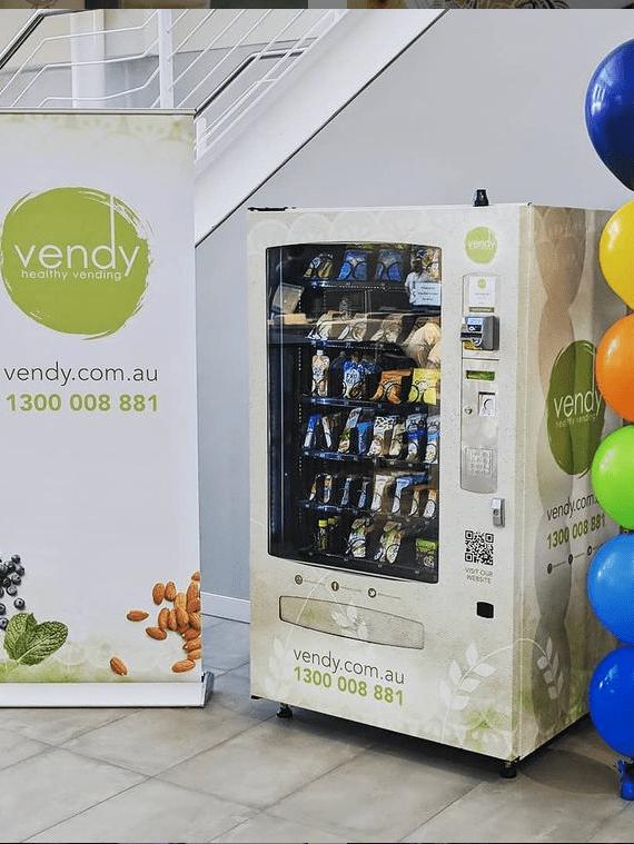 vendy setup